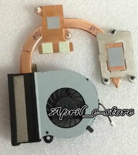 Novo para toshiba l730 laptop cooling fan cpu com dissipador de calor, como a foto, frete grátis!!