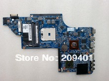 665284-001 Laptop motherboard For HP DV6 good condition