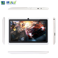 Original IRULU EXpro X1 7 Android 4 4 Tablet 1024 600 A33 Quad Core 16GB ROM