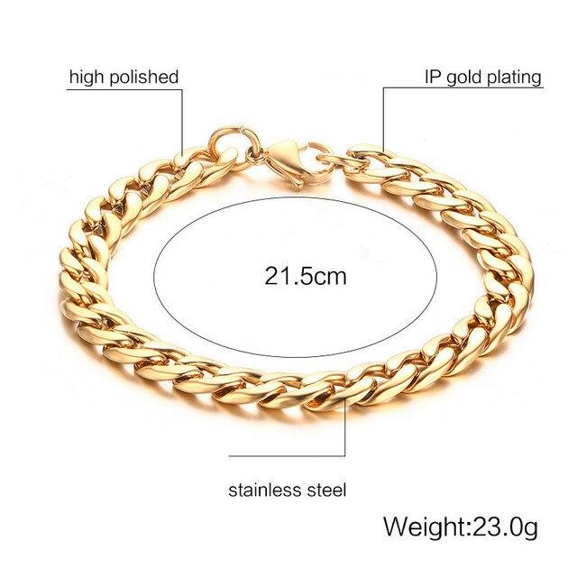 ZORCVENS Mens Bracelets...