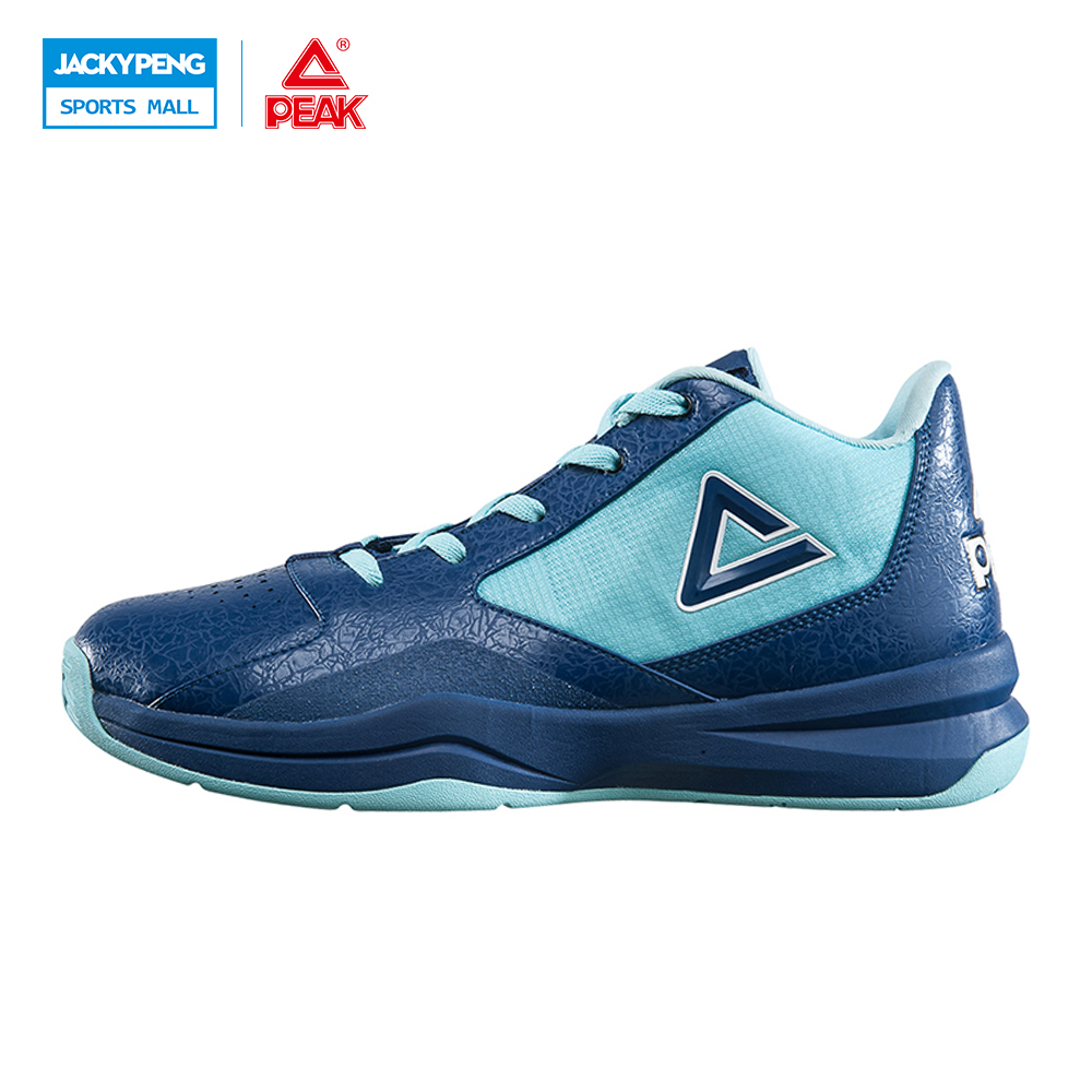 ФОТО PEAK SPORT Professional Men Basketball Shoes FOOTHOLD Tech Sneaker Athletic Training Breathable Competitions Boots EUR 40-48