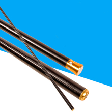 Wholesale ANZHENJI Super Hard 19 Hardness Carbon Fiber Fishing Rod Taiwan stream Rod Catch Big Fish over 15kg Telescopic Rod Peche Pole