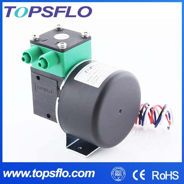 TOPSFLO TM30B H12 P13004 V6504 Diaphragm 12v Dc Brushless Quiet Mini Gas Pump