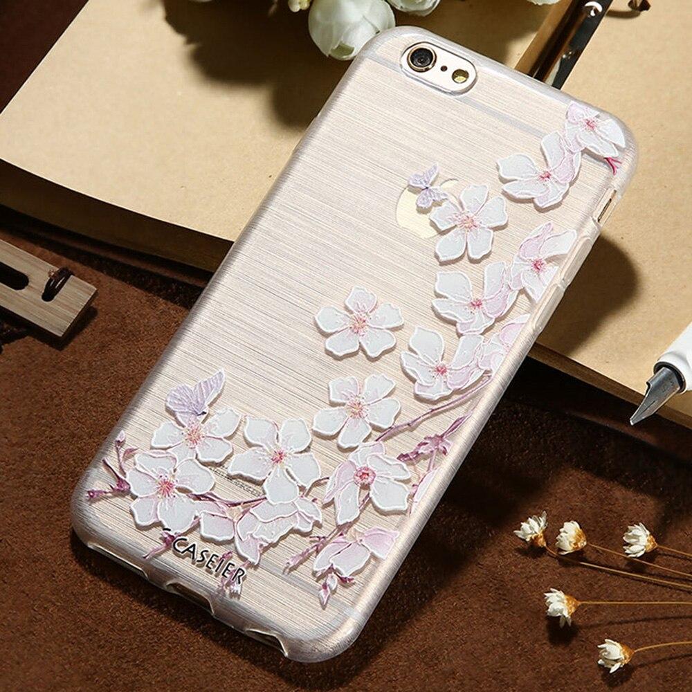CASEIER 3D Art Print Kasus Untuk iPhone 7 5 Ditambah iPhone 6 6 s - Aksesori dan suku cadang ponsel - Foto 4