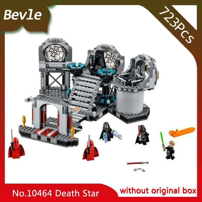 Doinbby Store Bela 10464 723pcs star space Series Death of the final showdown Building Blocks Bricks For Children Toys 75093