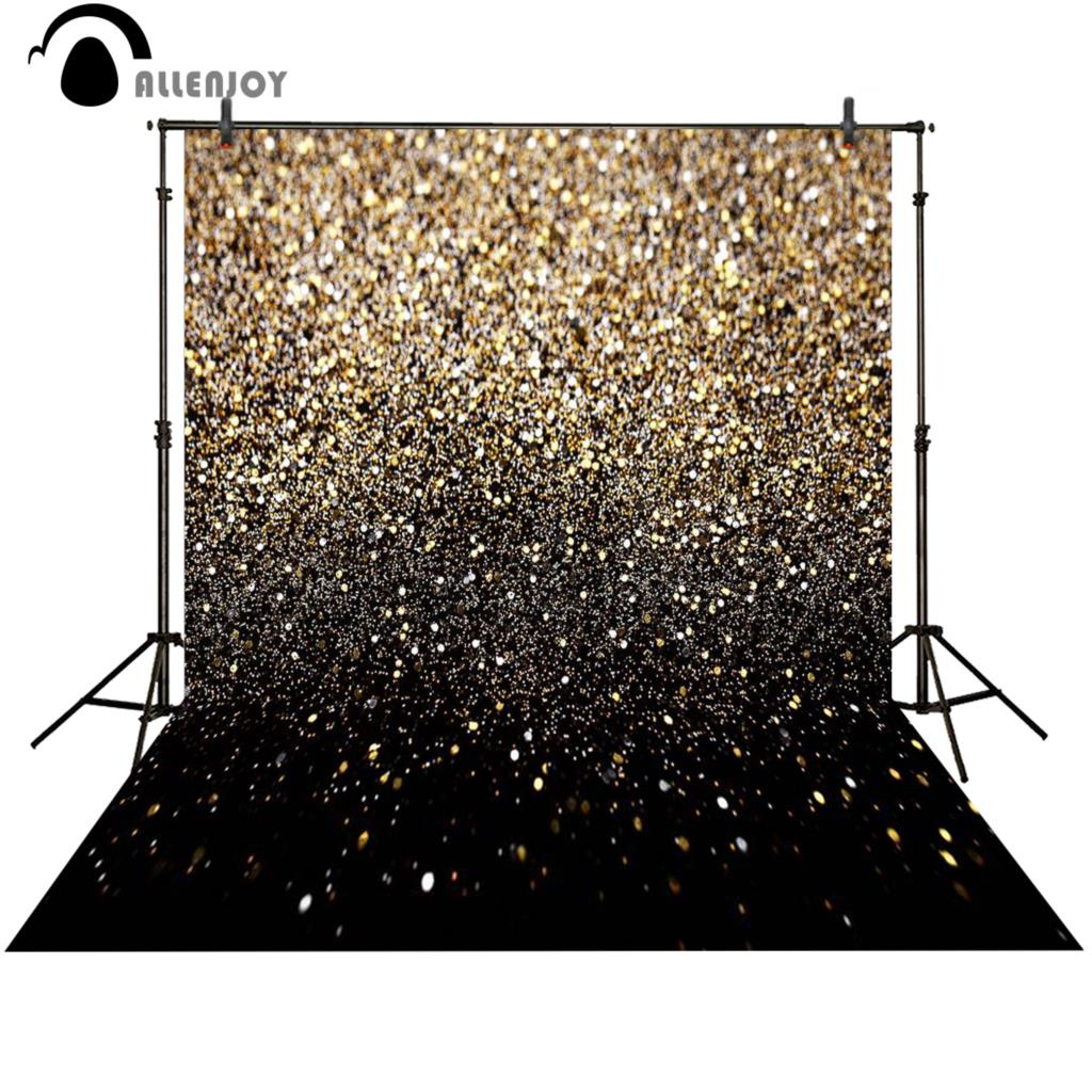 Allenjoy photo background golden shiny glitter background for wedding photography for party backgrounds for photo studio enmayer high heels charms shoes woman classic black shoes round toe platform zippers knee high boots for women motorcycle boots