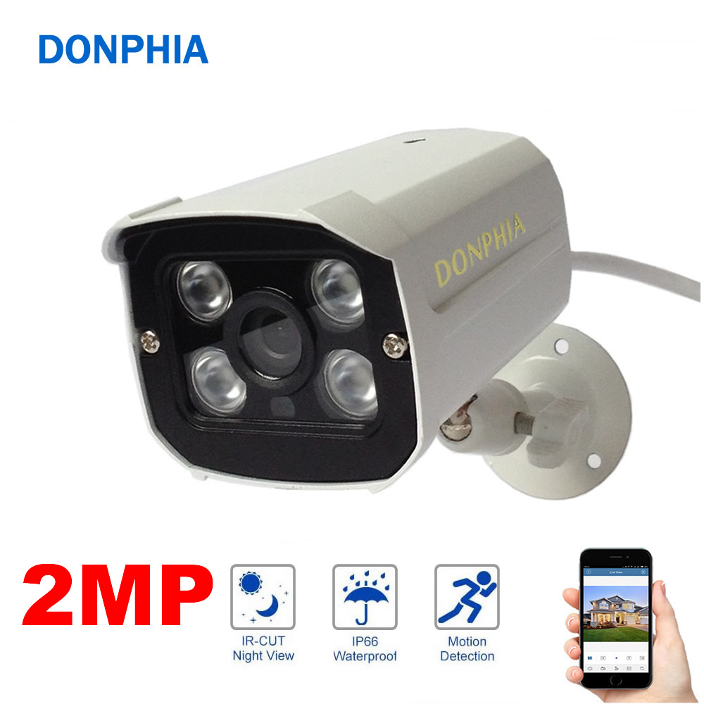 Caméra IP extérieure 1080P vidéo Surveillance caméra de sécurité maison sûre ONVIF nuage détection de mouvement étanche caméra de Surveillance