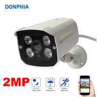 IP Kamera Outdoor 1080P Video Überwachung Sicherheit Kamera Hause Sicher ONVIF Wolke Bewegungserkennung Wasserdicht Überwachungs Kamera
