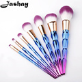 Makeup Brushes Professional Make Up Brushes Fiber Brush Set Makeup Tools Eyebrow Eyeliner Powder Brushes