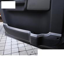 lsrtw2017 Pearl chrome abs car door panel inside trims for land rover discovery 4 2009 2010 2011 2012 2013 2014 2015 2016 цена