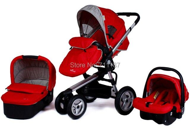 Neugeborenen babyschale autositz kinderwagen babyschale