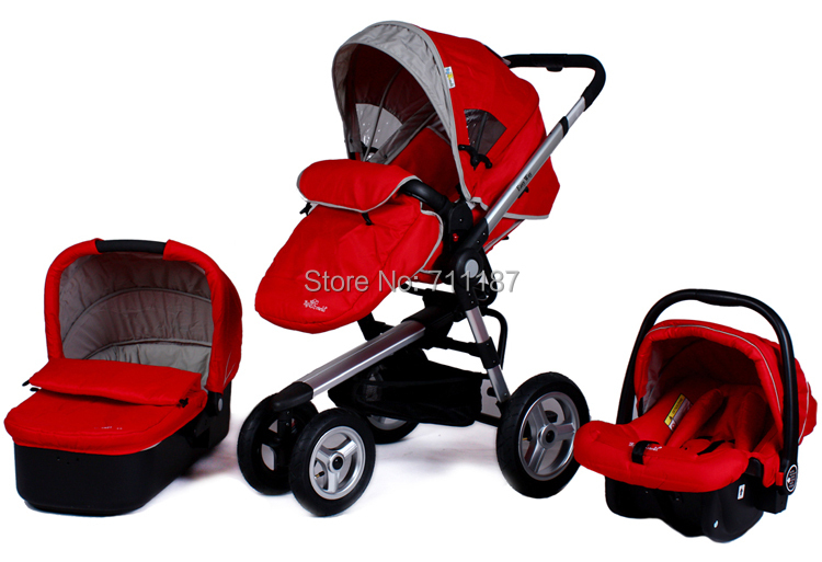 newborn carrycotcar seatbaby praminfant boys and girls safety stroller pramin three wheels stroller