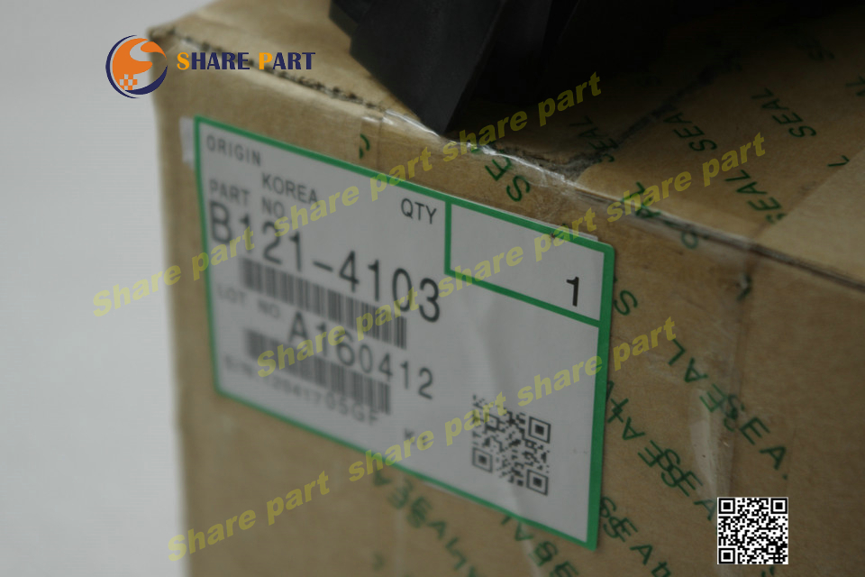 Free shipping Genuine new Fuser Frame B121-4103 for ricoh Aficio 2015 2018 2020 MP2000 1600 1800 cs rsp3300 toner laser cartridge for ricoh aficio sp3300d sp 3300d 3300 406212 bk 5k pages free shipping by fedex