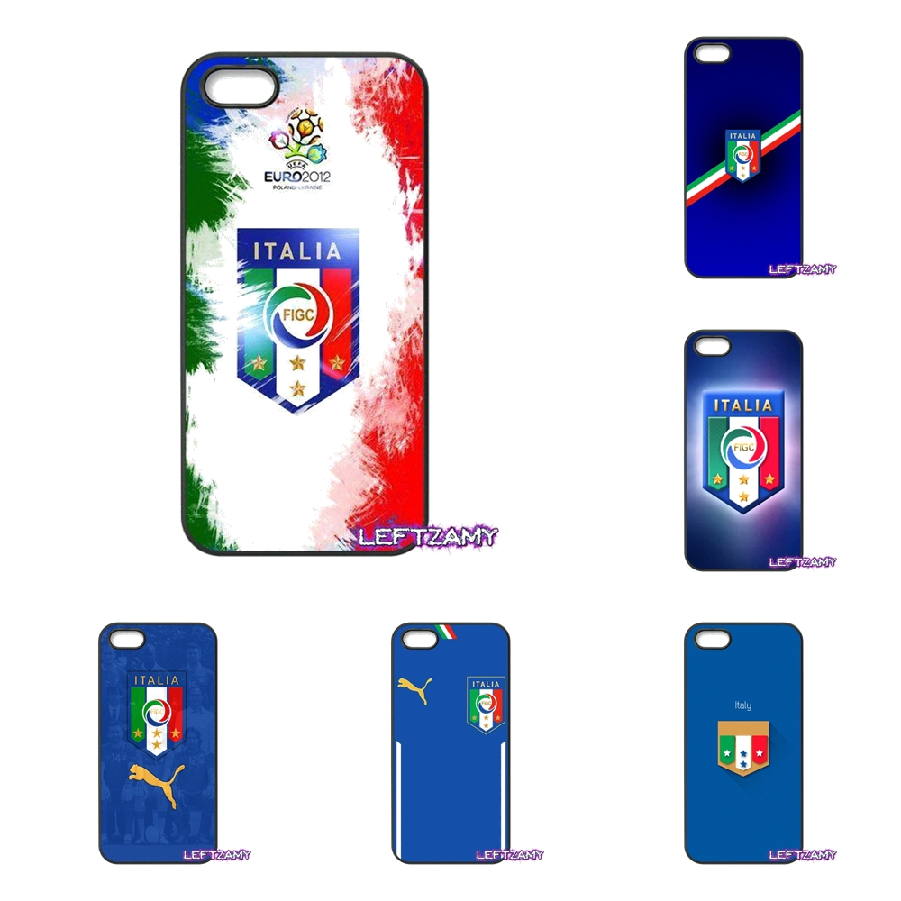 Italy National Soccer Team logo Phone Case Cover For Lenovo A2010 A6000 S850 K3 K4 K5 K6 Note Samsung Galaxy J1 J2 2015 2016