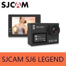 "SJCAM SJ6 LEGENDE Kamera 4 Karat 24fps Ultra HD Notavek 96660 Wasserdicht Action-kamera 2,0 ""Touch Screen Remote Sport DV RAW Foto"