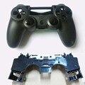 Для DualShock 4 Контроллер Playstation 4 Ps4 Матовая Дело Жилищного Shell Черный С Внутренней Рамкой Внутренняя Поддержка