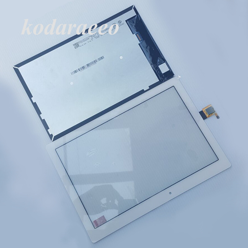 kodaraeeo High Quality For Lenovo Tab 2 X30F A10-30 Touch Screen Digitizer+LCD Display Parts+free tools kodaraeeo touchscreen for lenovo tab 2 x30f a10 30 tb2 x30f lcd display with touch screen digitizer parts