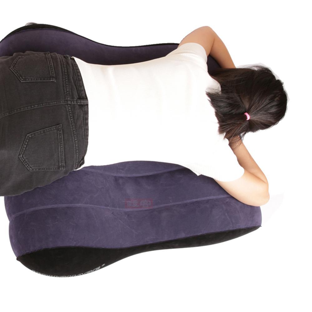 Canapé gonflable meubles lit chaises jouets alternatifs multi-fonctionnels Couples sexe Bondage adulte g-spot Love Pad - 6