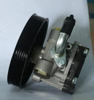 New Power Steering Pump ASSY W Pulley For Mitsubishi OUTLANDER CU2W CU4W 4G64 MN100102