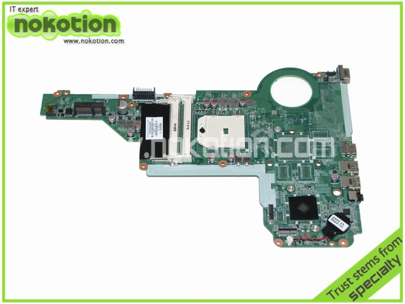 720691-501 DA0R75MB6C0 LAPTOP MOTHERBOARD for HP PAVILION 15-E 17-E 15 17 SERIES REV C Mainboard full tested