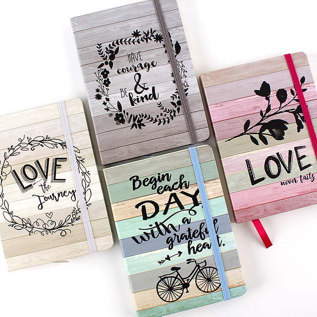 aliexpress com buy hard cover a7 mini notebook lover letter