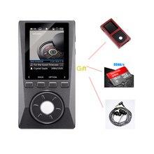 XDUOO X10 Portable HD HIFI DSD Music Player 192KHz/24bit DAP Support Optical Output MP3 with DP1 Headphones Earphone 16GB+Case