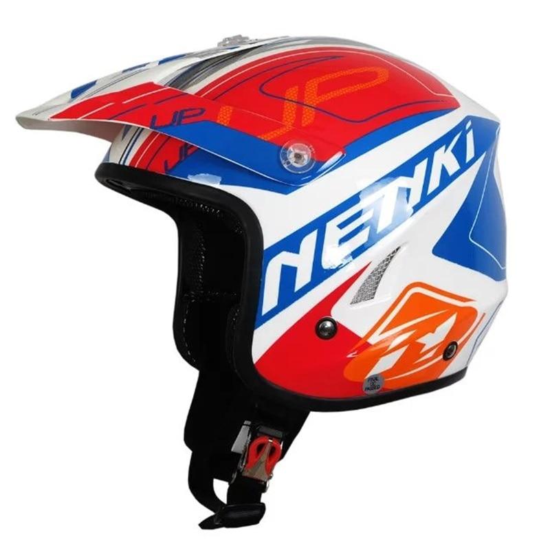Новое поступление Nenki 606 для мотогонок шлем Off Road Extreme мотоциклетные шлемы Moto Casco велосипед с пиком