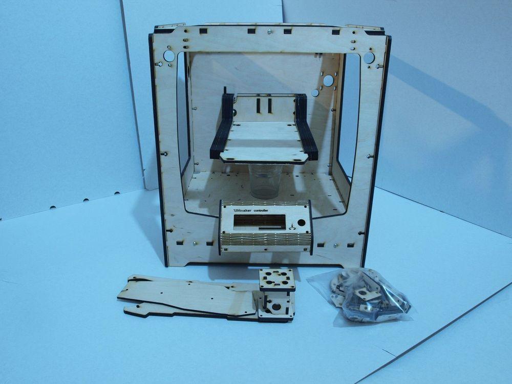 funssor 3d imprimante reprap ultimaker clone dorigine cadre decoupe au laser contreplaque. Black Bedroom Furniture Sets. Home Design Ideas