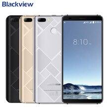 Оригинал Blackview S6 сотовый телефон 5,7 дюймов 18:9 HD + полный Sceen 2 ГБ + 16 ГБ MT6737VWH 4 ядра Android 7,0 двойной назад камеры смартфона