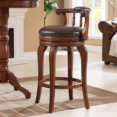 oak bar furniture