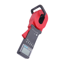 ETCR2000A+ Digital Clamp On Ground Earth Resistance Tester circuit resistance meter lightning protection grounding measurement
