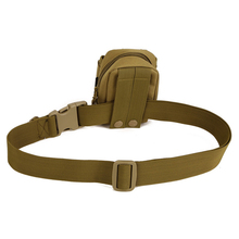 Military Tactical Belt Men Army SWAT Bag Deputy Nylon Waist Strap Buckle Rappelling Combat Equipment Belts Adjustable