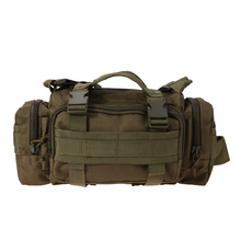 Military Tactical Molle Bag Backpack Waterproof Waist Pack Fanny Pack Hiking Fishing Sports Hunting Waist Bags Outdoor Bags