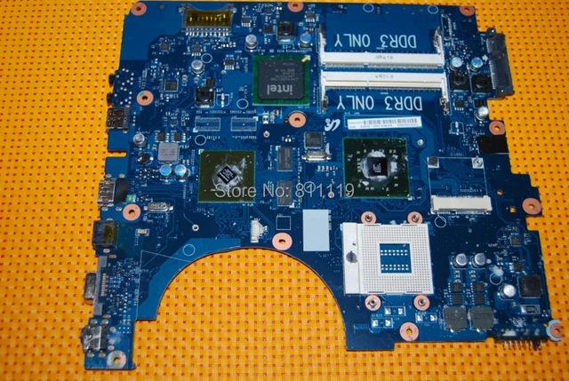 Placa Madre del ordenador portátil Para R530 Bremen-L3 BA92-06345B BA41-01227A BA41-01226A BA41-01228A
