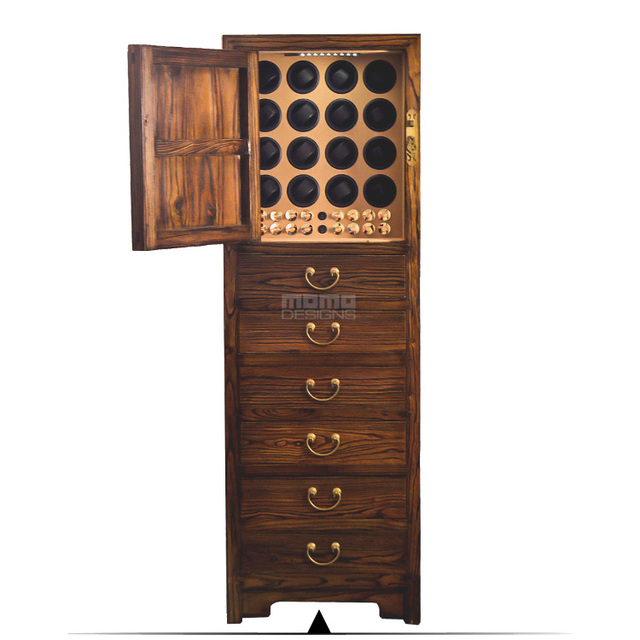 Luxury Solid wood watch winder cabinet Wooden 16 Automatic watches chain winder display Jewelry Storage case