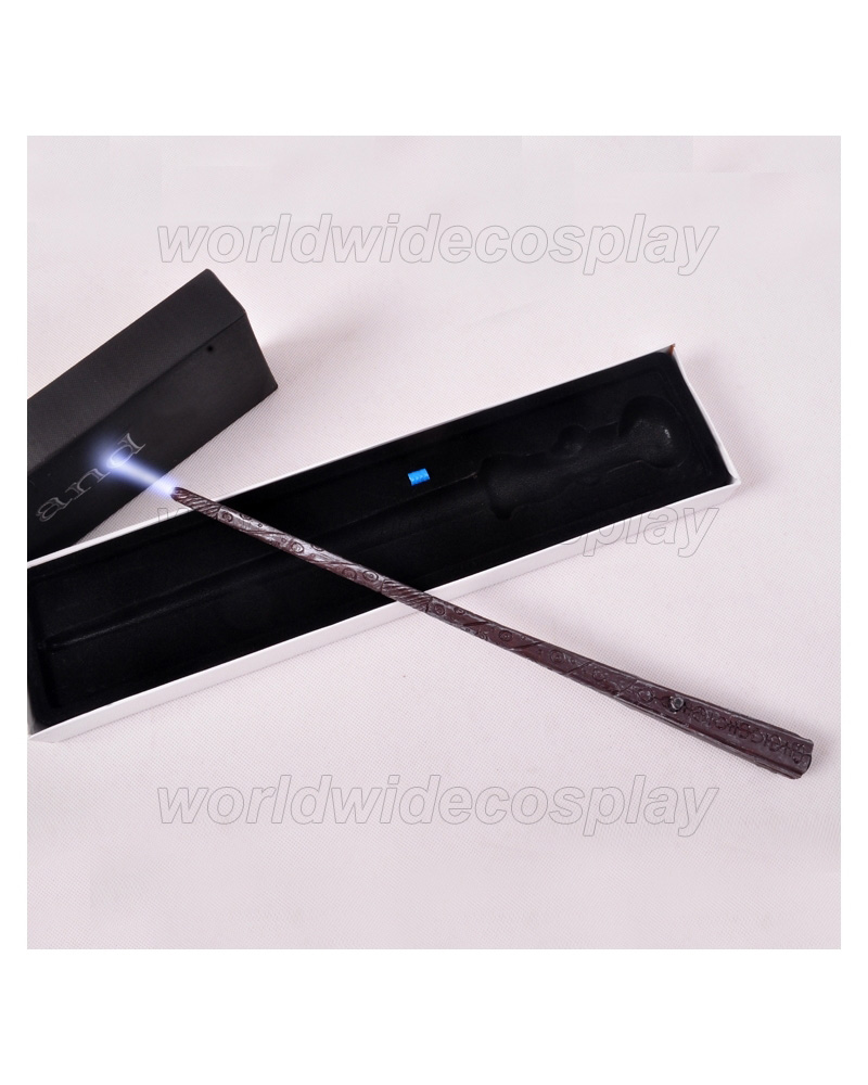 Sirius Black Glowing Cosplay Magic Wand from Harry Free Shipping for Halloween and Christmas