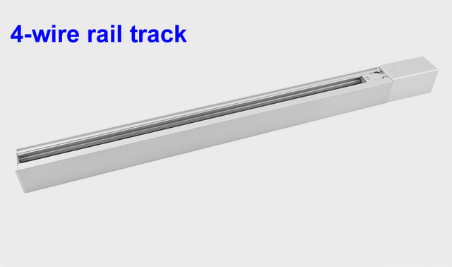 1m 4 wire led track rail,track light rail connectors,connections for led wiring diagram 1m 4 wire led track rail,track light rail connectors,connections for wires