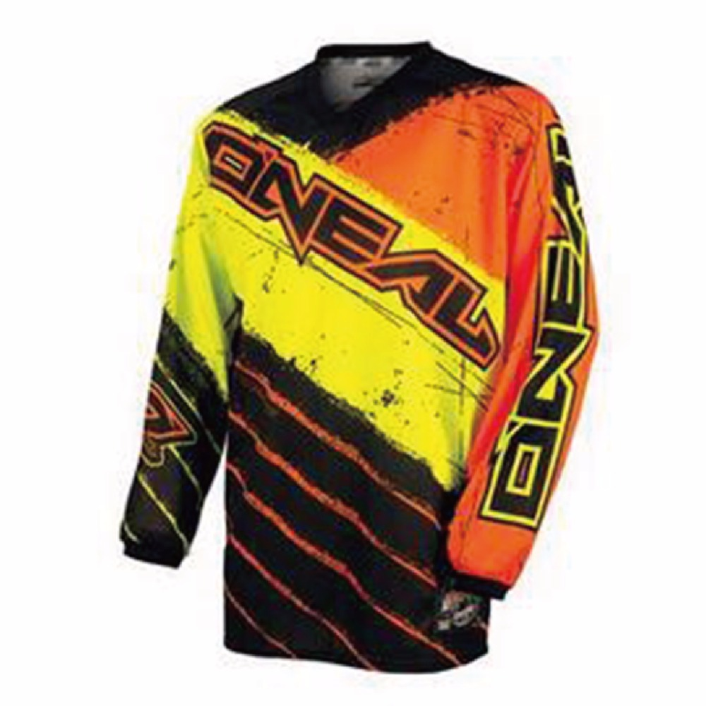 2018 new moto MX Quick Dry cycling Jersey MTB Cyclocross / motocross long sleeve 4 color