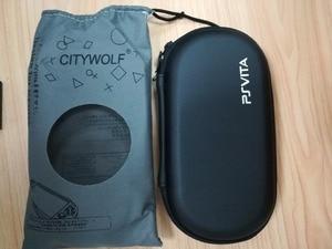 Image 1 - Jogo duro EVA Bolsa travel bag Para PS VITA PSV 1000 PSvita1000 2000 Slim console saco Duro caso protetor shell