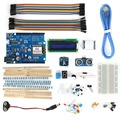 ESP8266 ESP-12E UNO Wi-Fi BreadBoard Kit with Sensors / LCD Display Module Usable for Arduino