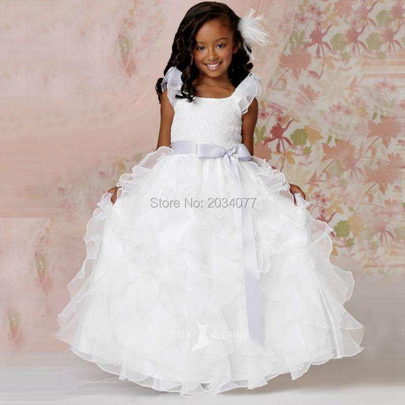 Little Girl Graduation Dresses