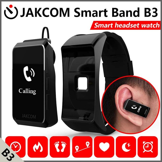 Jakcom B3 Smart Band New Product Of Earphones Headphones As Mp3 Player Headset Airpods Fxt90