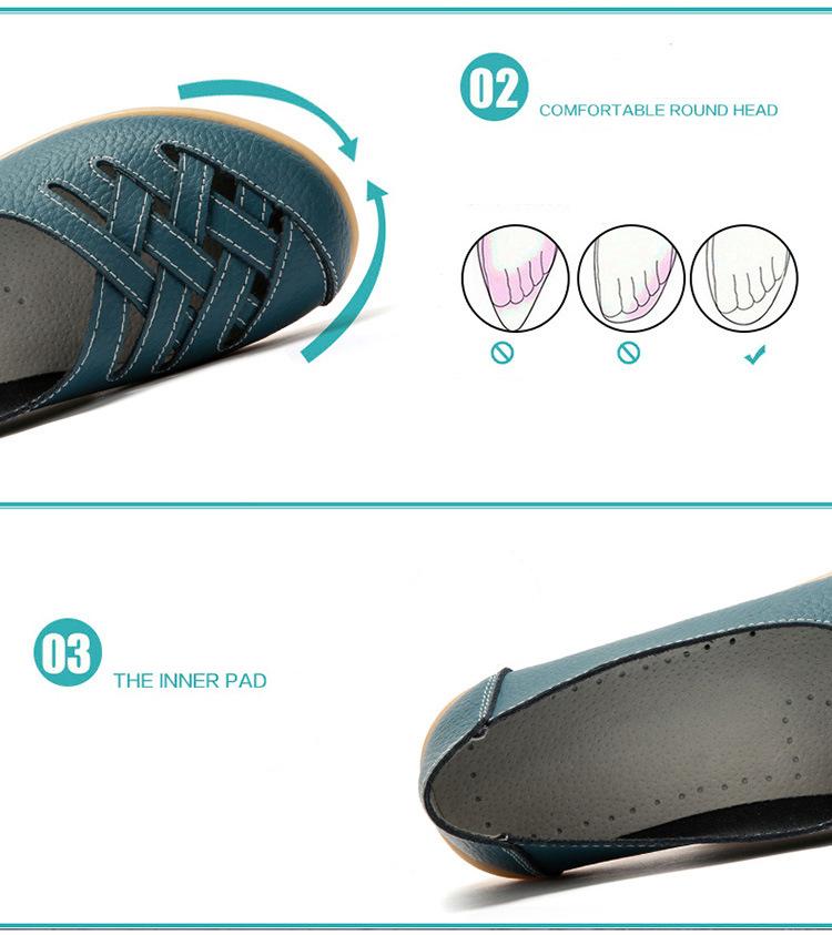 AH 1199 (10) Women's Summer Loafers