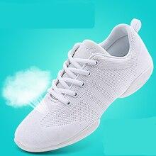 Конкурентная обувь для аэробики; женские кроссовки с мягкой подошвой; обувь для тренировок; обувь для танцев на квадратном каблуке; женская обувь для фитнеса