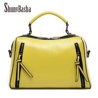 Women Messenger Bags 2016 Hot European American Style Women Leather Handbags Fashion Women Shoulder Bags