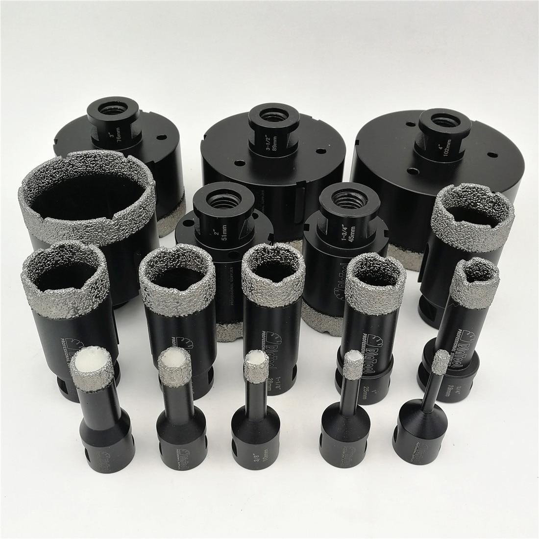 "1-3//8/"" Turbo Diamond Hole Saw Core Drill Bit for Granite Marble Tile Stone"