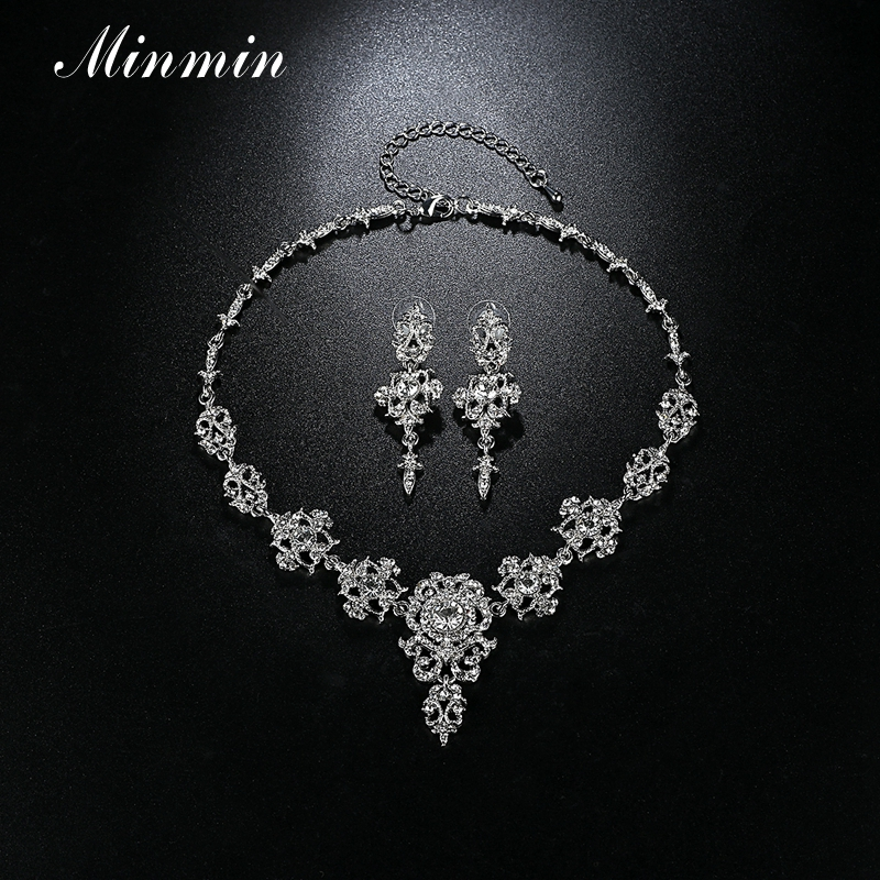 Минмин классикалық кристалдан - Сәндік зергерлік бұйымдар - фото 5