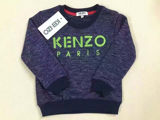 6 Color Boys Baby Letters embroidery cotton pullover Hoody kids Long sleeve sportswear wholesale 2017