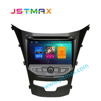 Android 6 0 Two Din 7 Inch 2G Ram Car DVD Multimedia Player For Ssangyong New