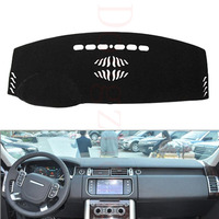 Dongzhen Fit For Land Rover Freelander 2 2007 2015 Car Dashboard Cover Avoid Light Pad Instrument Platform Dash Board Cover